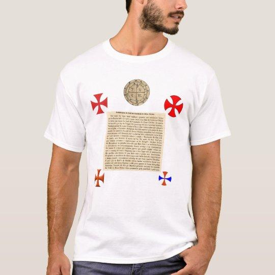 T-Shirt Templária