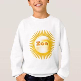 T-shirt Texto elegante dos AMIGOS