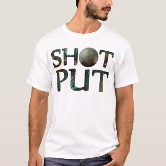 T-shirt Tiro psto