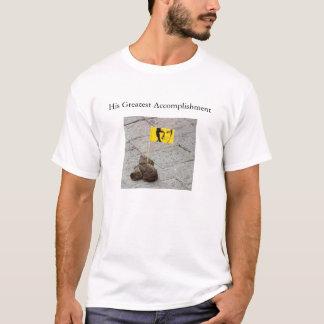 T-shirt Tombadilho de Bush
