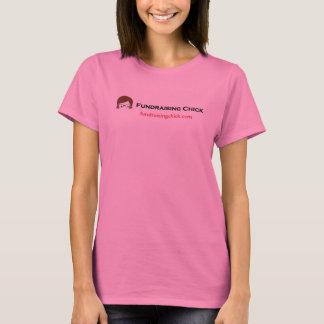 T-shirt Tshirt longo Fundraising da luva do pintinho