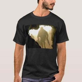 T-shirt Uma etapa para a vitória