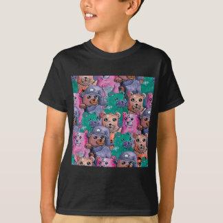 T-shirt ursos de pelucia magicos