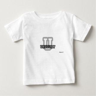 T-shirt Uruguai
