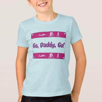 T-shirt Vai o pai vai - Triathlon
