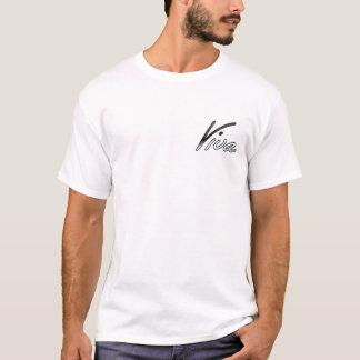 T-shirt Vauxhall verde Viva HC