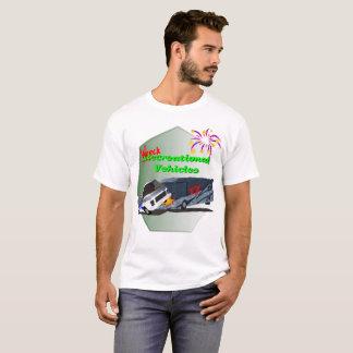 T-shirt Veículos de Wreckreational