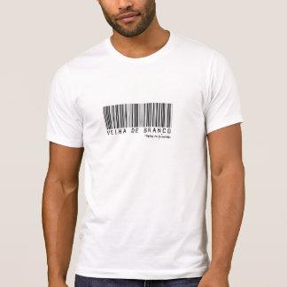 T-shirt Velha de Branco