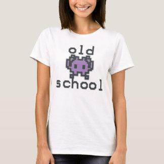 T-shirt Velha escola
