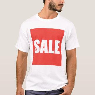 T-shirt Vendas de janeiro