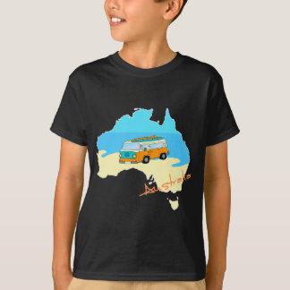 T-shirt Verão australiano