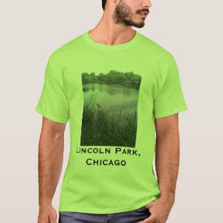 T-shirt verde de Chicago
