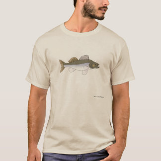 T-shirt Vida aquática 133