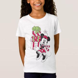 T-shirt Vintage Minnie de Disney | que entrega o elogio do