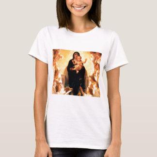 T-shirt Virgem Maria