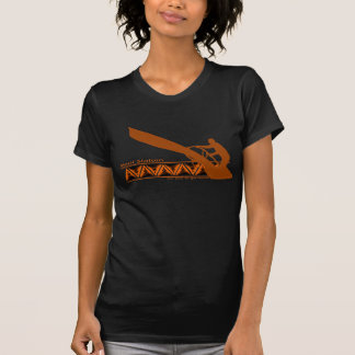 T-shirt Windsurfing do slalom de Maui