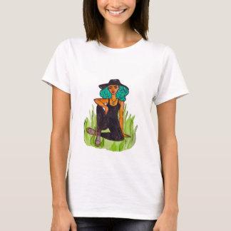 T-shirt Witchy estético