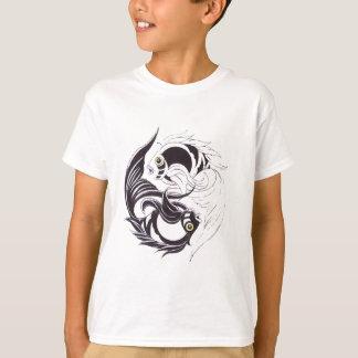 T-shirt YingYang Koi