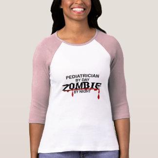 T-shirt Zombi do pediatra