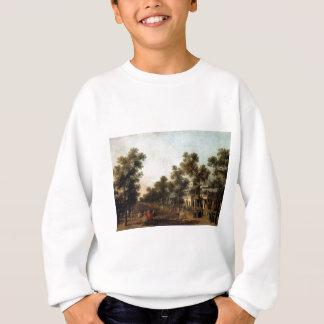 T-shirts A ideia da caminhada grande, vauxhall jardina