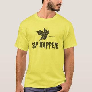 T-shirts A seiva acontece