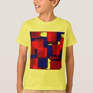 T-shirts Abstrato preliminar