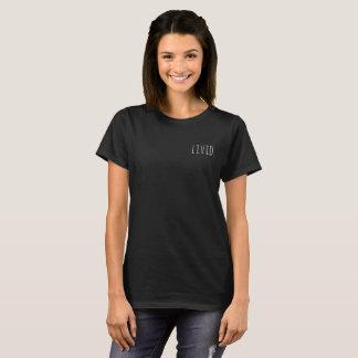 T-shirts adolescente irritado