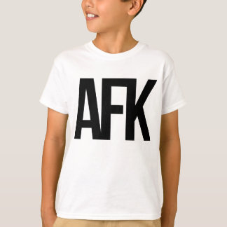 T-SHIRTS AFK
