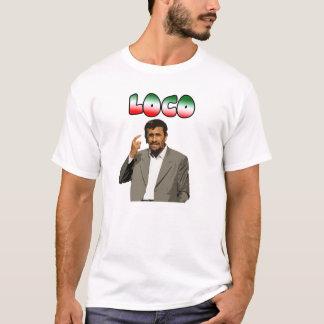 T-shirts Ahmadinejad - louco