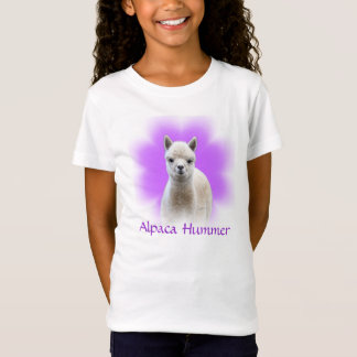 T-shirts Alpaca Hummer
