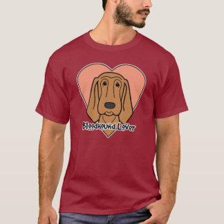 T-shirts Amante do Bloodhound