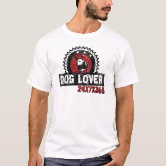 T-shirts Amante do CÃO