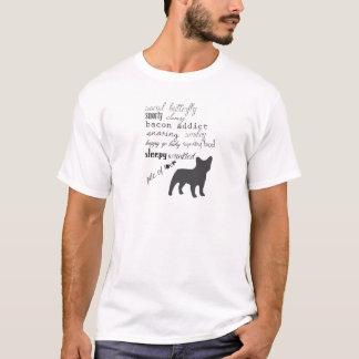 T-shirts Amor de Frenchie