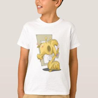 T-shirts Animal triste