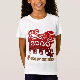T-shirts Ano da cabra da ram dos carneiros