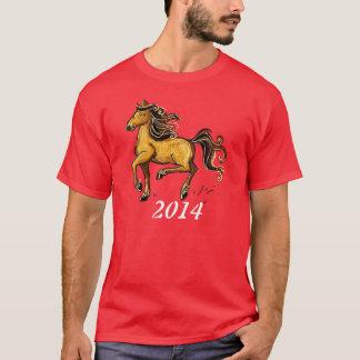 T-shirts Ano do cavalo 2014