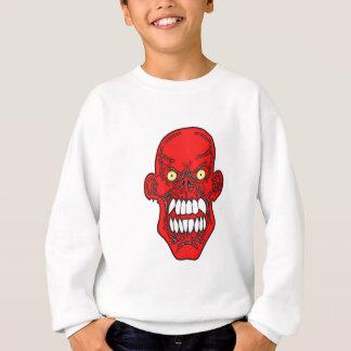 T-shirts Arte do diabo da satã