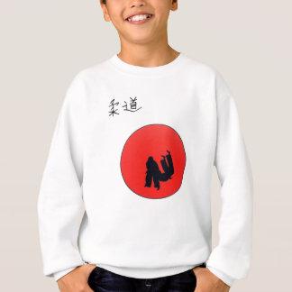T-shirts Arte do impressão do judo