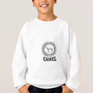 T-shirts arte do logotipo do camelo