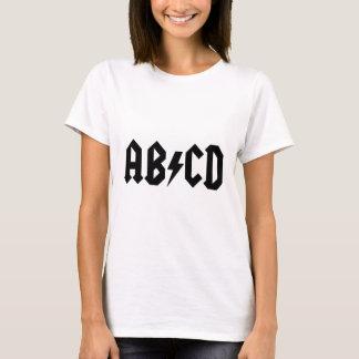 T-shirts Artigo de ABCD