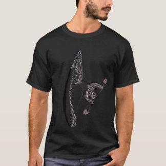 T-shirts árvore do caiaque