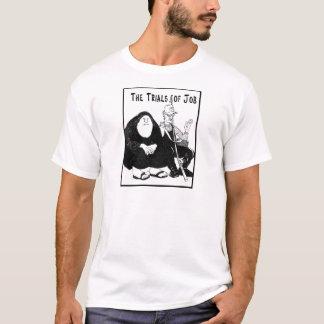 T-shirts As experimentações do trabalho