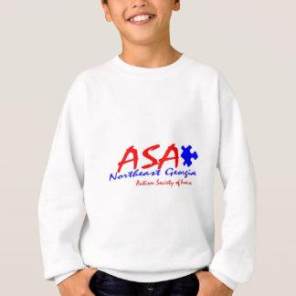 T-shirts ASA Geórgia do nordeste