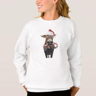 T-shirts Asno do Natal - asno do papai noel - papai noel do