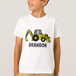 T-shirts Backhoe/BRANDON
