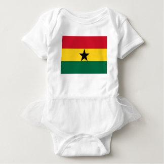 T-shirts Baixo custo! Bandeira de Ghana