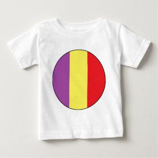 T-shirts Bandeira da república espanhola - bandera Tricolor