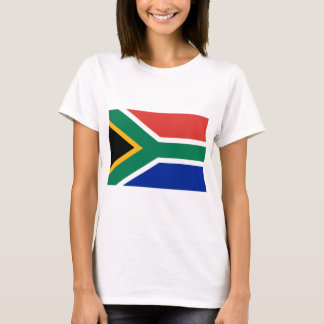 T-shirts Bandeira de África do Sul - Vlag camionete
