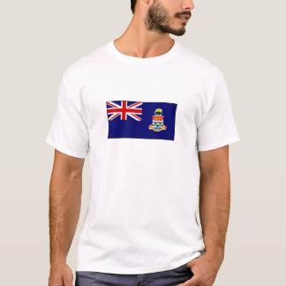 T-shirts Bandeira de Cayman Islands