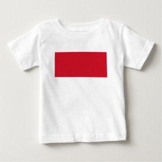 T-shirts Bandeira de Monaco - Drapeau de Monaco